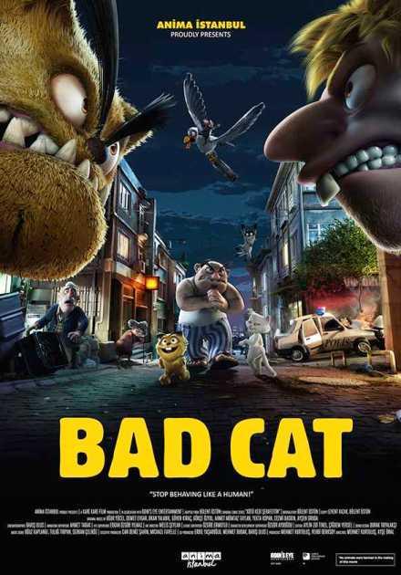 فيلم Bad Cat 2016 مترجم