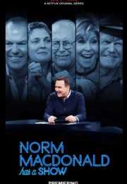 برنامج Norm Macdonald Has a Show الموسم الأول