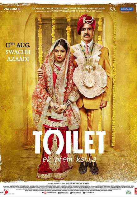 فيلم Toilet Ek Prem Katha 2017 مترجم