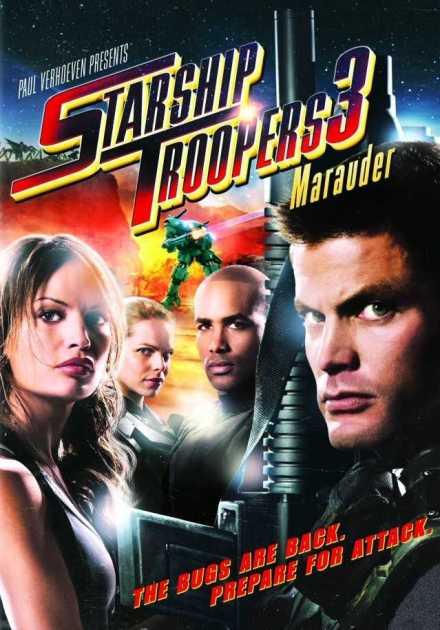 فيلم Starship Troopers 3 Marauder 2008 مترجم