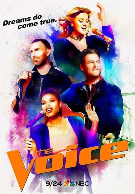 برنامج The Voice الموسم الخامس عشر