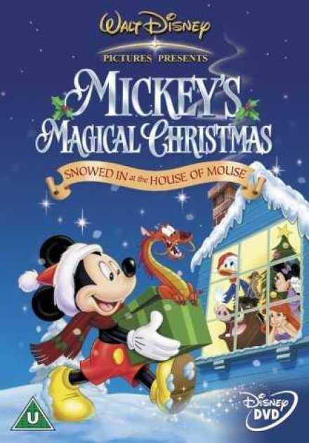 فيلم Mickey's Magical Christmas: Snowed in at the House of Mouse 2001 مترجم