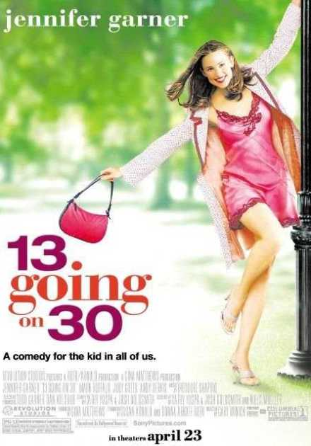 فيلم 13 Going On 30 2004 مترجم