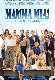 فيلم Mamma Mia! Here We Go Again 2018 مترجم