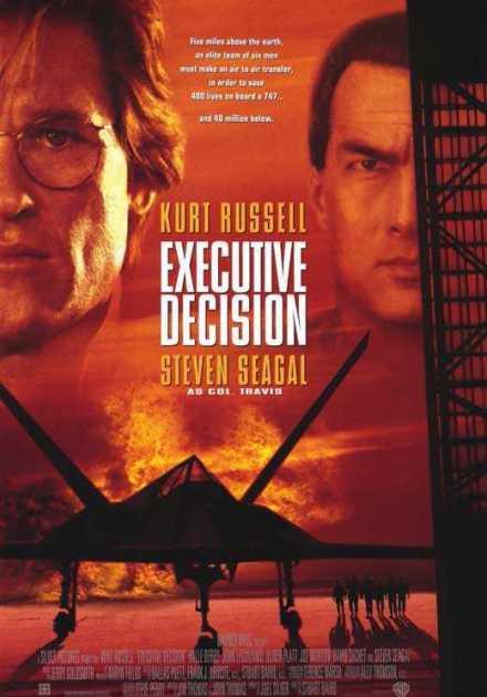 فيلم Executive Decision 1996 مترجم