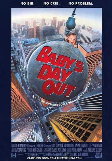فيلم Baby's Day Out 1994 مترجم