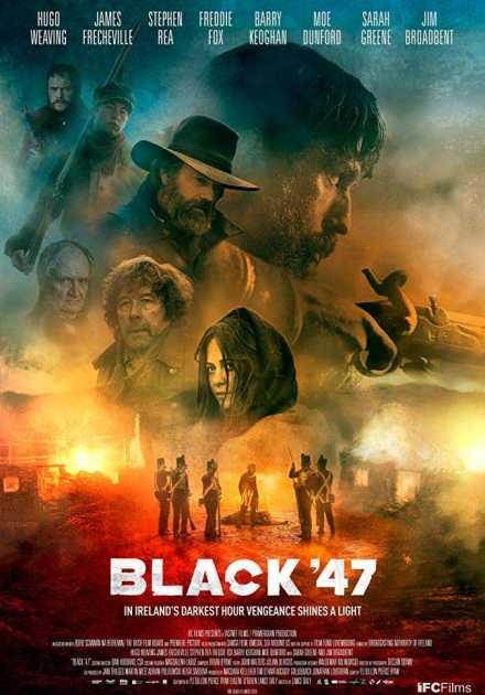 فيلم Black 47 2018 مترجم