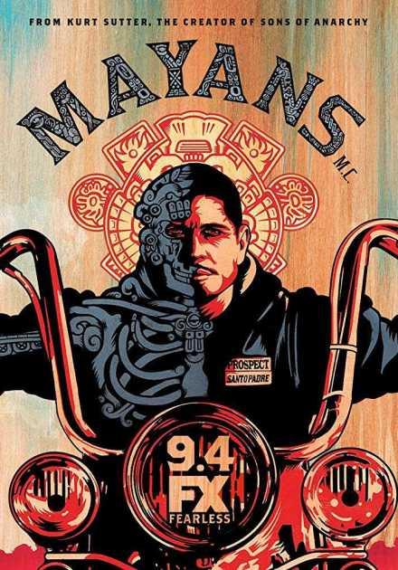 مسلسل Mayans MC