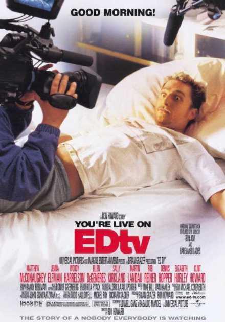 فيلم Edtv 1999 مترجم