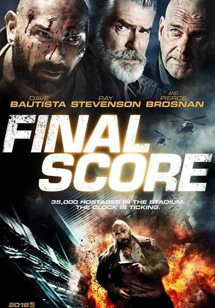 فيلم Final Score 2018 مترجم