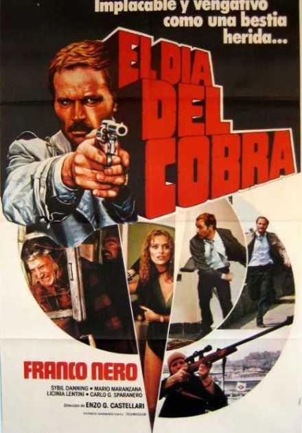 فيلم Day of the Cobra 1980 مترجم