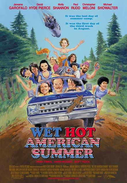 فيلم Wet Hot American Summer 2001 مترجم