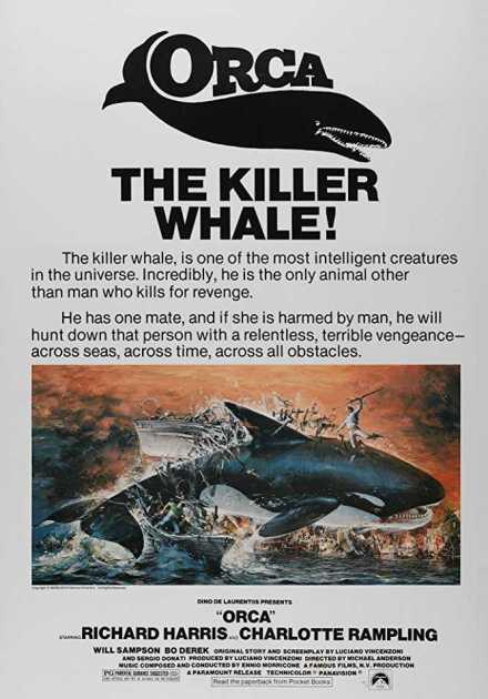 فيلم Orca 1977 مترجم