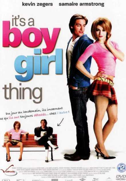 فيلم It's a Boy Girl Thing 2006 مترجم
