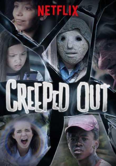 مسلسل Creeped Out الموسم الأول