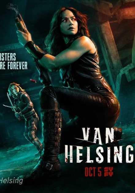 مسلسل Van Helsing الموسم الثالث