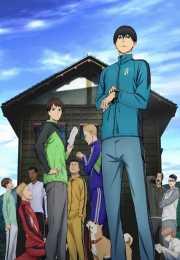 أنمي Kaze ga Tsuyoku Fuiteiru – الحلقة 08
