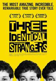 فيلم Three Identical Strangers 2018 مترجم