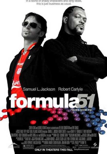 فيلم Formula 51 2001 مترجم