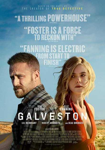 فيلم Galveston 2018 مترجم