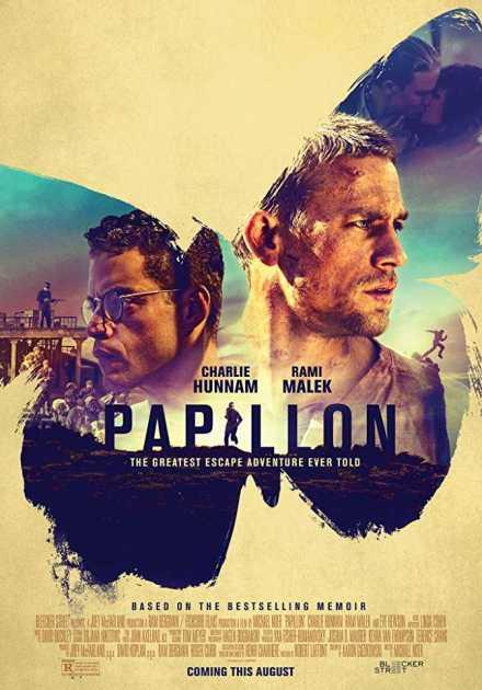 فيلم Papillon 2017 مترجم