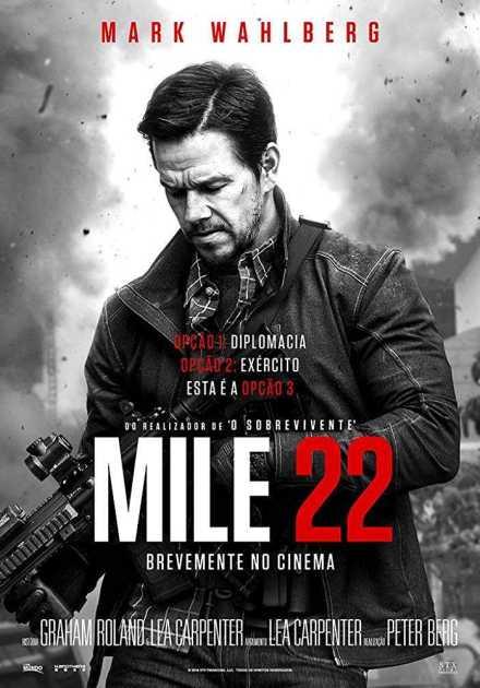 فيلم Mile 22 2018 مترجم