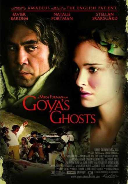 فيلم Goya's Ghosts 2006 مترجم