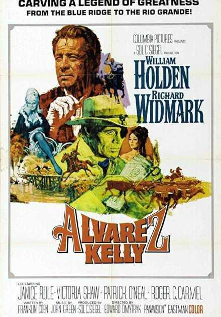 فيلم Alvarez Kelly 1966 مترجم