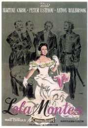 فيلم Lola Montès 1955 مترجم