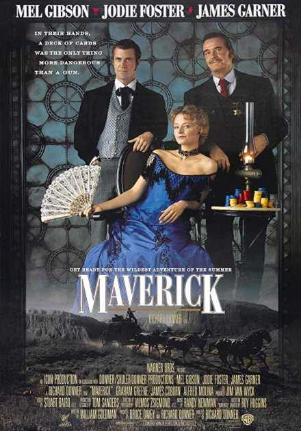 فيلم Maverick 1994 مترجم