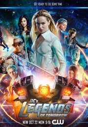 مسلسل Legends of Tomorrow الموسم الرابع – الحلقه 5
