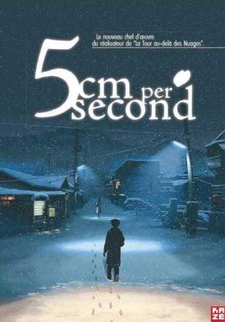 فيلم Byousoku 5 Centimeter
