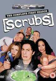 مسلسل Scrubs الموسم الأول