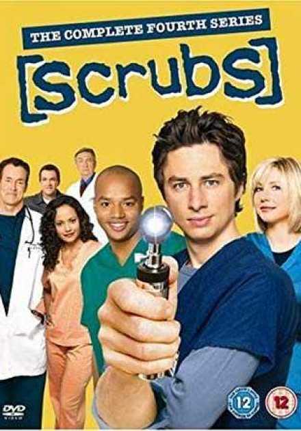 مسلسل Scrubs الموسم الرابع