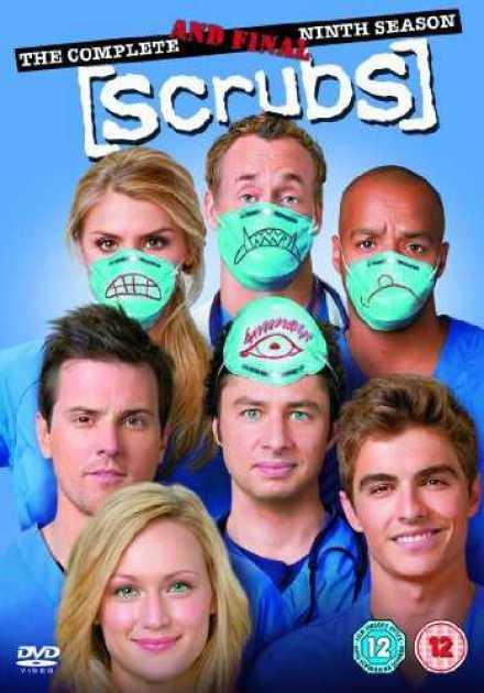 مسلسل Scrubs الموسم التاسع