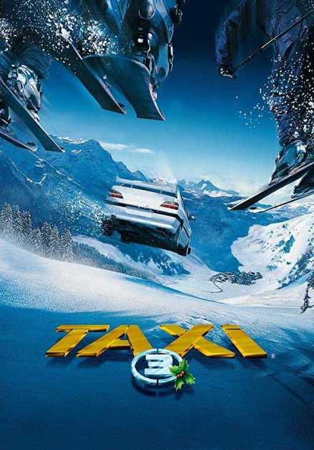 فيلم Taxi 3 2003 مترجم
