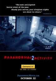 فيلم Paranormal Activity 2 2010 مترجم