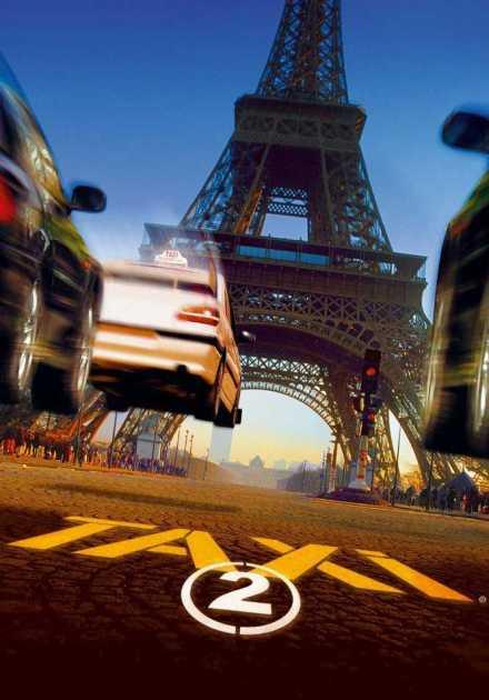 فيلم Taxi 2 2000 مترجم