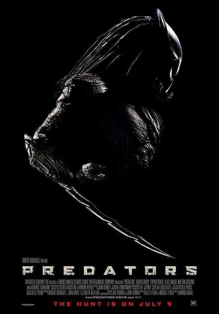 فيلم Predators 2010 مترجم