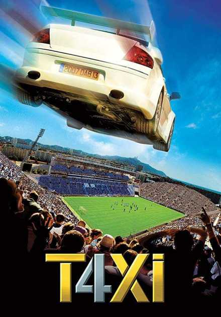 فيلم Taxi 4 2007 مترجم