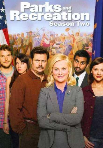 مسلسل Parks and Recreation الموسم الثاني