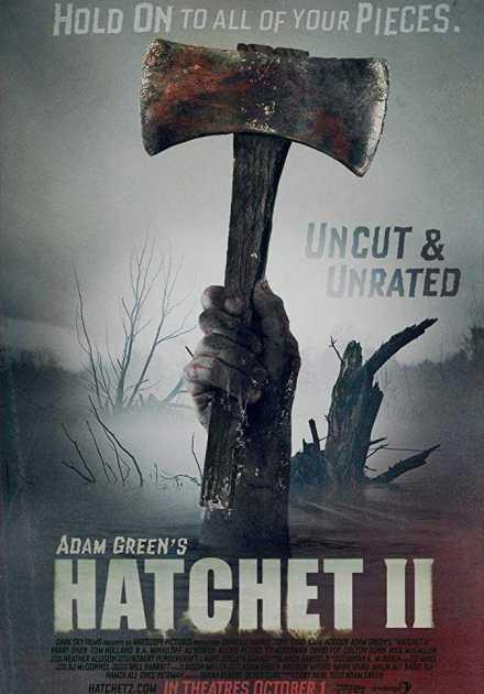 فيلم Hatchet II 2010 مترجم