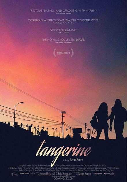 فيلم Tangerine 2015 مترجم