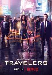 مسلسل Travelers الموسم الثالث – الحلقه 1