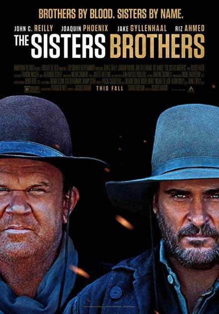 فيلم The Sisters Brothers 2018 مترجم