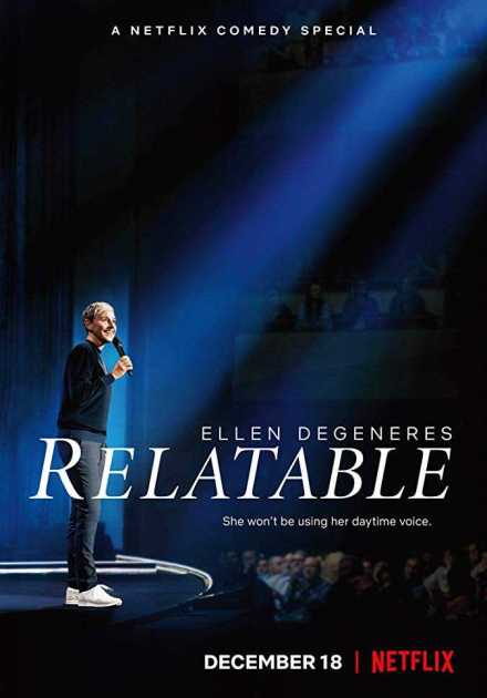 عرض Ellen DeGeneres: Relatable 2018 مترجم