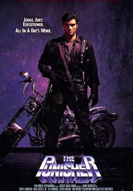 فيلم The Punisher 1989 مترجم