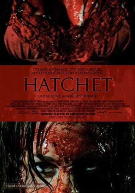 فيلم Hatchet 2006 مترجم