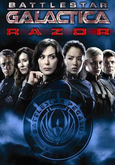فيلم Battlestar Galactica Razor 2007 مترجم