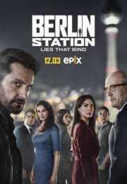 مسلسل Berlin Station الموسم الثالث